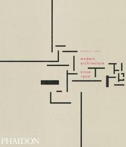 Libro Modern architecture since 1900 William J. Curtis