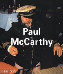 Paul McCarthy - Ralph Rugoff - copertina