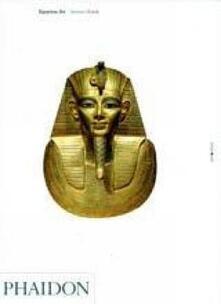 Egyptian art - Jaromir Malek - copertina