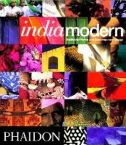 India modern. Traditional forms and contemporary design - Herbert Ypma - copertina