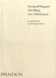 Der Ring des Nibelungen - Rudolph Sabor - copertina