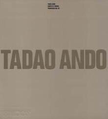 Tadao Ando. Complete works - Francesco Dal Co - copertina