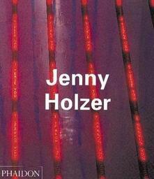 Jenny Holzer - copertina