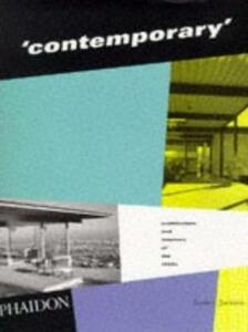 Contemporary. Architecture and interiors of the 1950s - Lesley Jackson - copertina