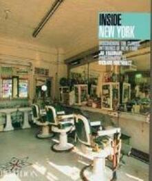Inside New York - Joe Friedman,Richard Berenholtz - copertina