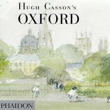 Oxford. Ediz. inglese - Hugh Casson - copertina
