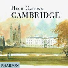 Cambridge. Ediz. inglese - Hugh Casson - copertina