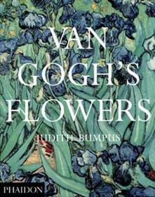 Van Gogh's flowers - Judith Bumpus - copertina