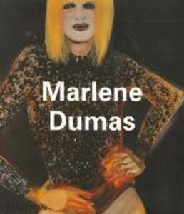 Marlene Dumas - Dominic Van den Boogerd - copertina