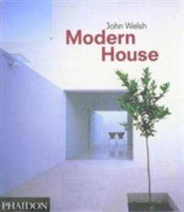 Libro Modern house John Welsh