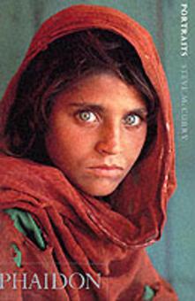 Portraits - Steve McCurry - copertina