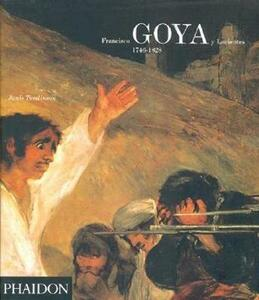 Goya - Janis Tomlinson - copertina