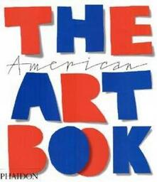 The American Art Book - copertina
