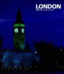 London: portrait of a city - Matthew Weinreb - copertina