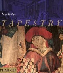 Tapestry - Philips Barty - copertina