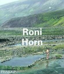 Roni Horn - Louise Neri - copertina