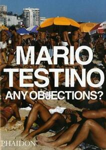 Any objections? - Mario Testino - copertina