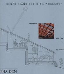 Renzo Piano Building Workshop. Vol. 2 - Peter Buchanan - copertina