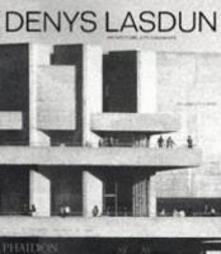 Denys Lasdun. Ediz. inglese - copertina