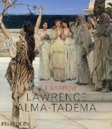 Lawrence Alma-Tadema - Rosemary J. Barrow - copertina