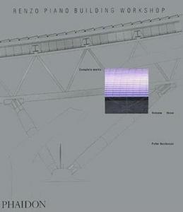 Libro Renzo Piano Building Workshop. Vol. 3 Peter Buchanan