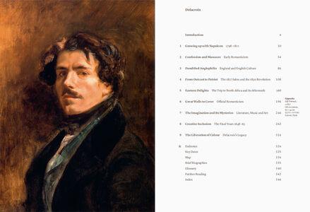 Foto Cover di Delacroix, Libro di Simon Lee, edito da Phaidon 5