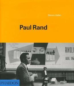 Paul Rand. Ediz. inglese - Steven Heller,Armin Hofmann - copertina