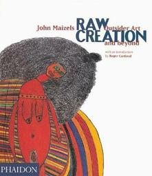 Raw creation - John Maizels - copertina