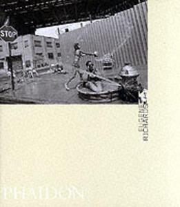 Eugene Richards - copertina