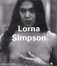 Lorna simpson - Kellie Jones - copertina