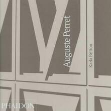 Auguste Perret - Karla Britton - copertina