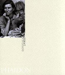 Dorothea Lange - Mark Durden - copertina