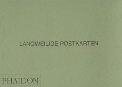 Libro Langweilige postkarten Parr