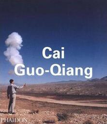 Flora commedia. Cai Guo-Qiang. Ediz. italiana - copertina