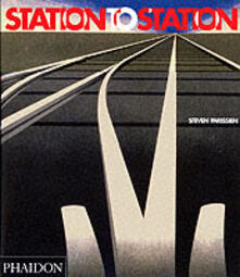 Station to station - Steven Parissien - copertina