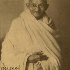 Gandhi. A photo biography