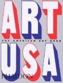 The American Art Book. Mini Format - copertina