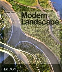 Modern Landscape. Ediz. inglese - Michael Spens - copertina