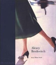 Alexey Brodovitch. Ediz. inglese - Kerry W. Purcell - copertina