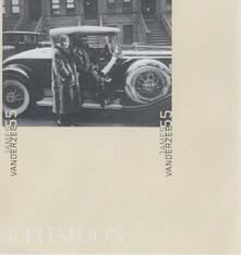 James Van Der Zee. Ediz. inglese - copertina