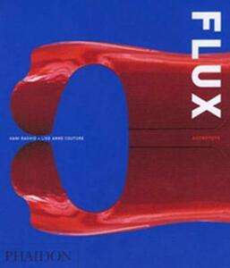 Asymptote. Flux - Lise A. Couture,Hani - copertina