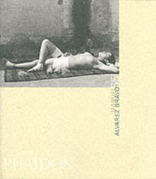Manuel Alvarez Bravo. Ediz. inlgese - copertina