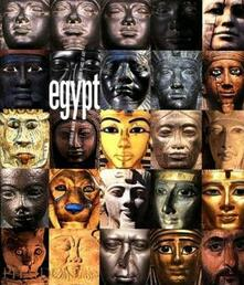 Egypt. 4000o years of art. Ediz. inglese - Jaromir Malek - copertina