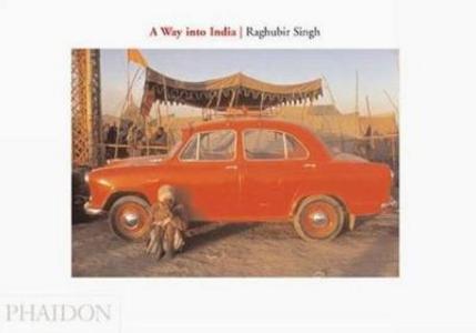 Libro A way to India Raghubir Singh