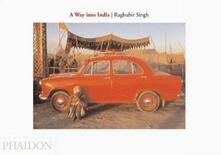 A way to India - Raghubir Singh - copertina