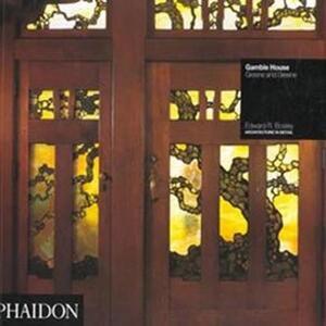 Gamble House - Edward R. Bosley - copertina