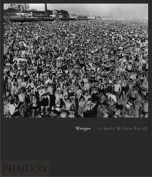 Weegee. Ediz. inglese - Kerry W. Purcell - copertina
