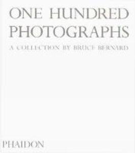 One hundred photographs - Bruce Bernard - copertina