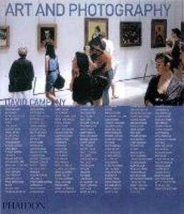 Art and photography. Ediz. inglese - David Campany - copertina
