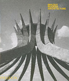 Brazil's modern architecture - Elisabetta Andreoli,Adrian Forty - copertina